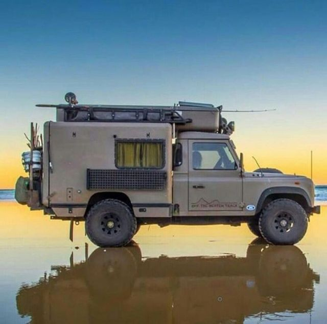 Land Rover Camper - Page 29