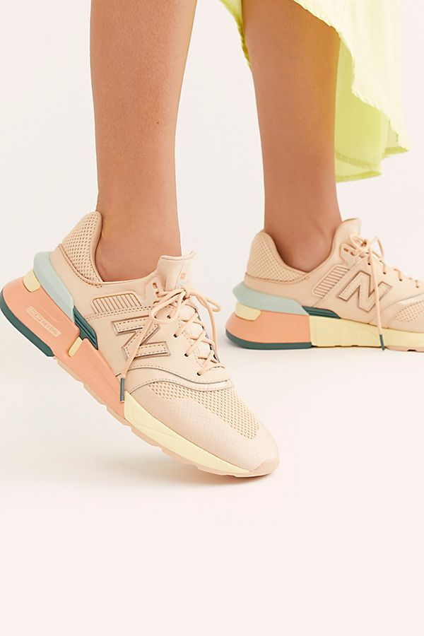 New Balance 997 Sport Trainer in 2020 | Sneakers fashion ...