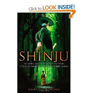An intriguing historical detective story set in Japan.