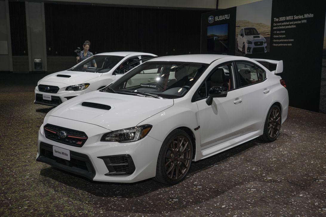 2020 Subaru Wrx Horsepower New Review di 2020