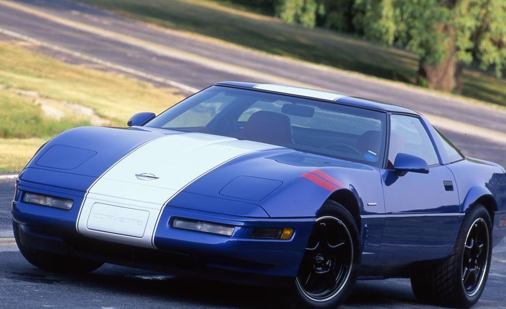 Pin By Brian Manges On C4 Corvette Grand Sport Chevrolet Corvette Corvette