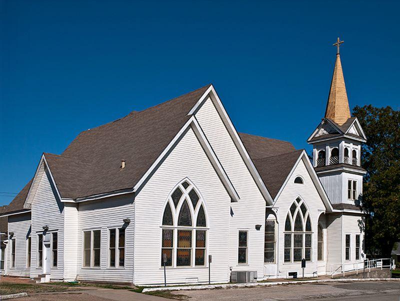 Presbyterian Church Mexia Texas Mexia Country Church Cathedral Church