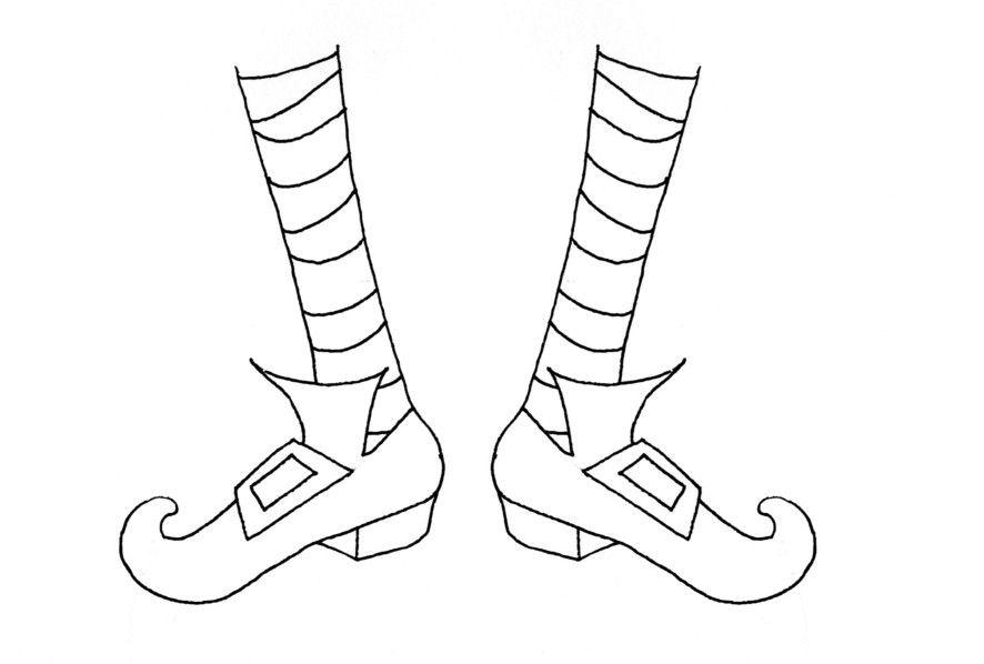 Excepcional Zapatos Bailarina Para Colorear Ideas - Dibujos Para ...