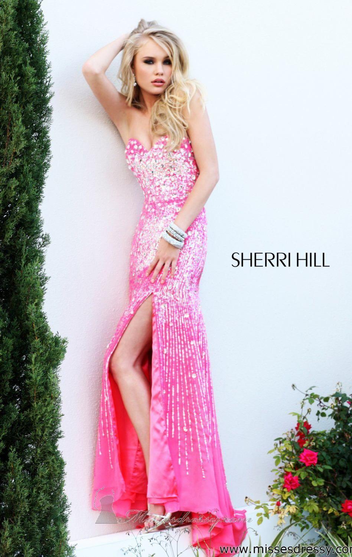 Sherri Hill 8513 by Sherri Hill | New Arrivals | Pinterest | Prom