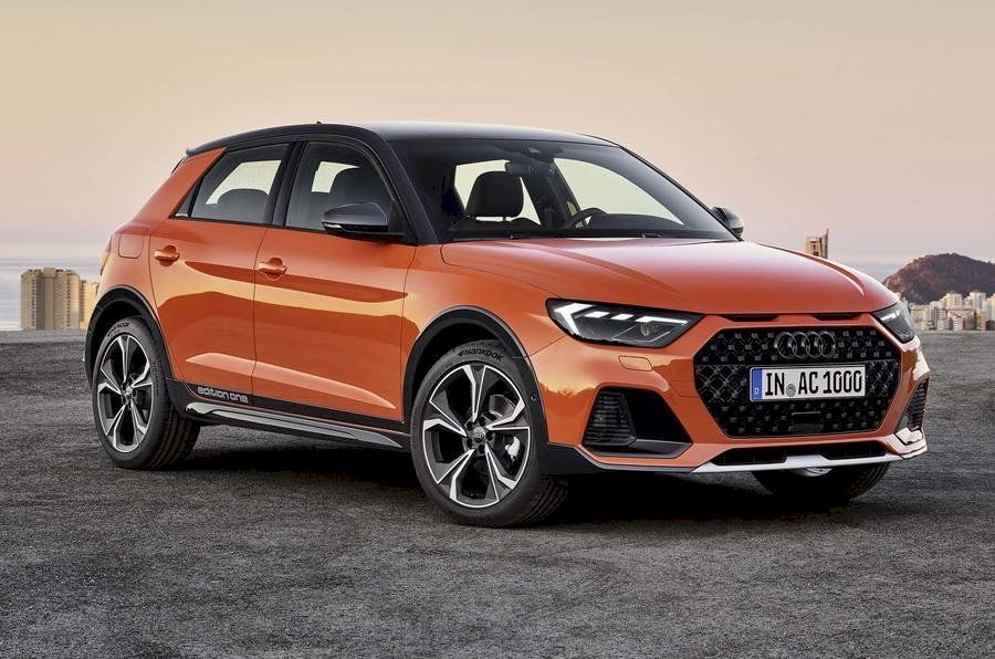 Audi Has Unveiled The A1 Citycarver As A More Rugged Off Road