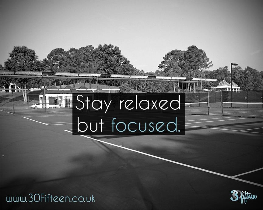 On And Off The Court 30fifteen Quotes Tennis Tennis Lessons