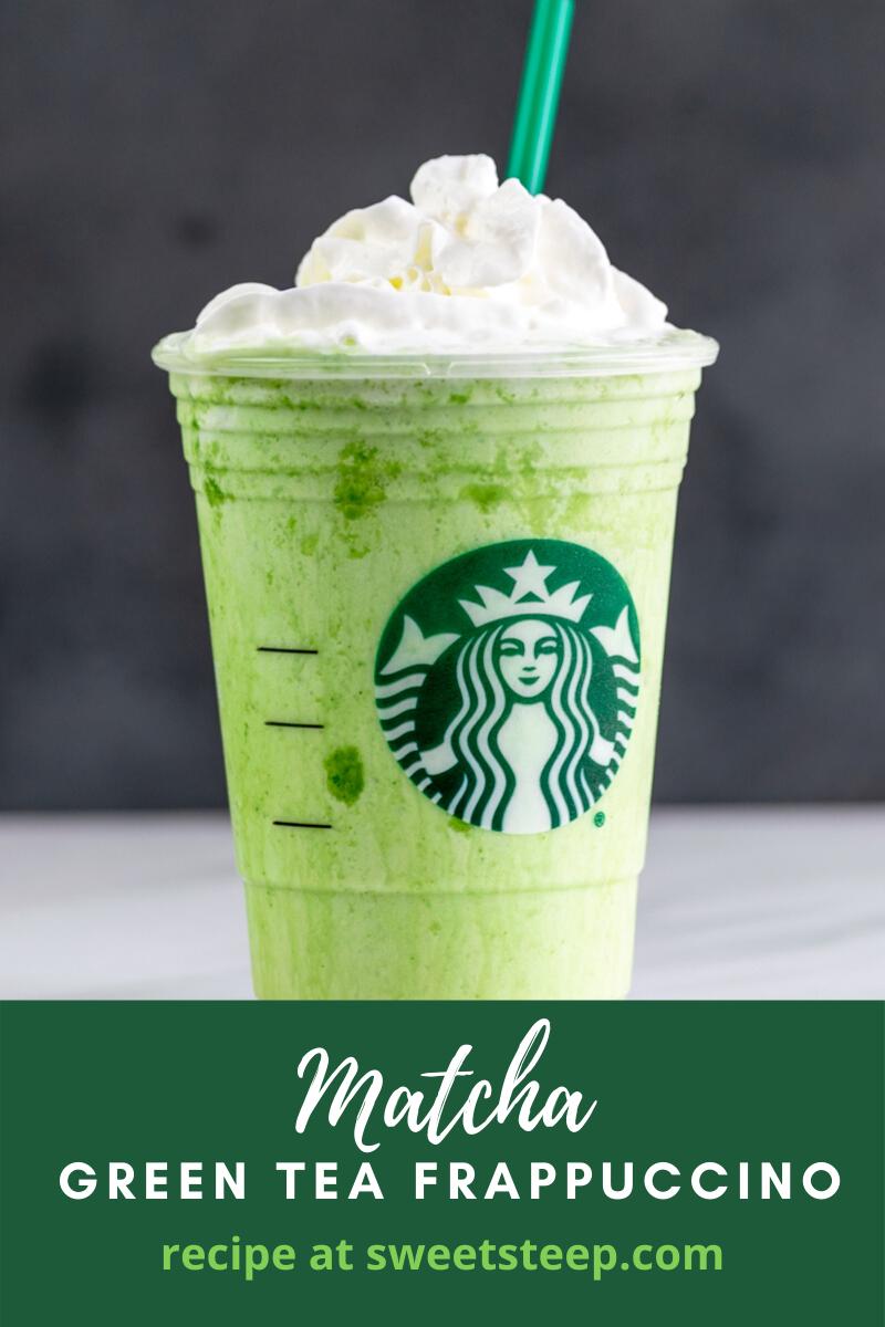 Photo of Quick & Easy Matcha Green Tea Frappuccino
