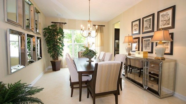 Gl Homes Tampa Models Decorated Pictures The Buttonwood