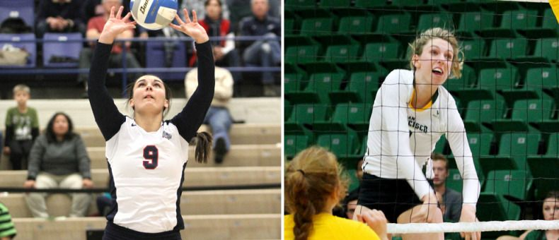 Usc Adds Transfers Nikki Leonard And Madison Murtagh To 2016 Roster Usc Athletics Usc Athletics Volleyball News Usc