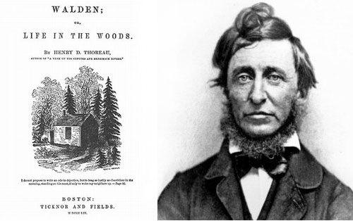 Henry David Thoreau Book Worth Reading Henry David Thoreau Books