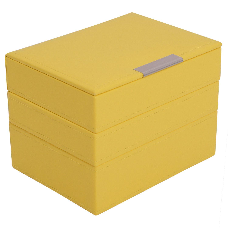 WOLF Stackables 3 Piece Mini Jewelry Box Reviews Wayfair