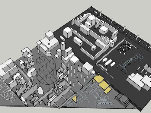 Parkour Park Design Parkour Facility Plans Gym Ideas