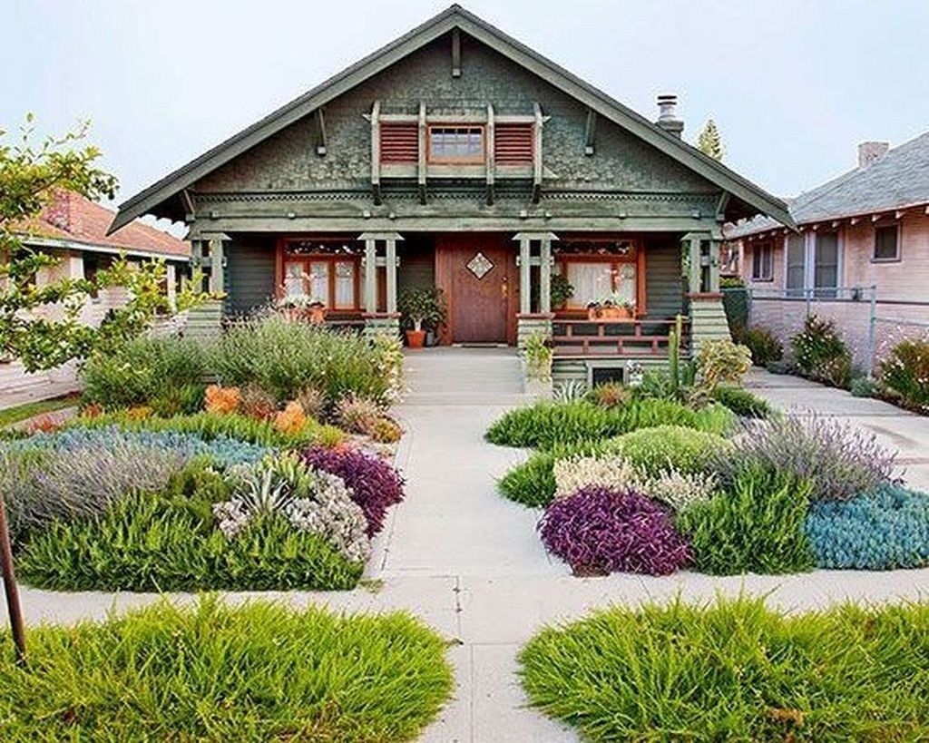 49 Low Maintenance Front Yard Landscaping Ideas ...