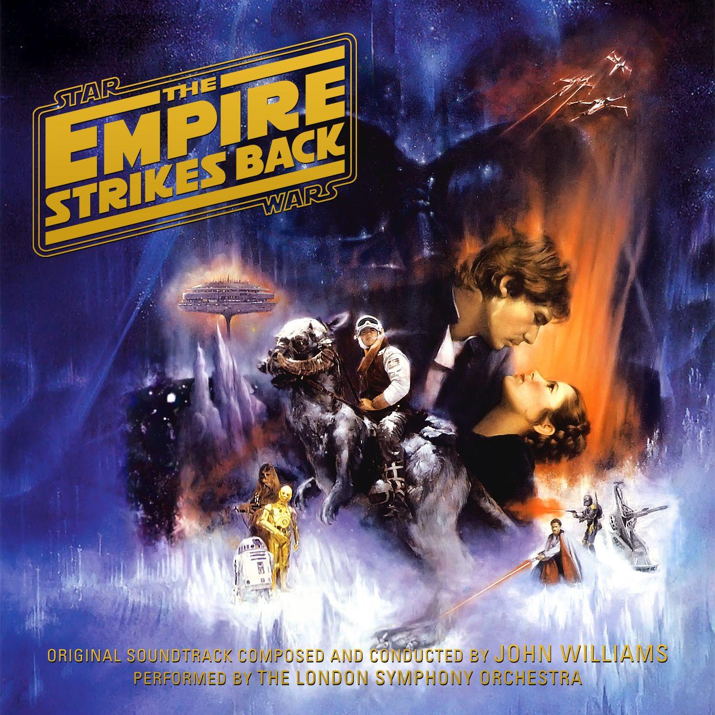 Star Wars The Empire Strikes Back John Williams 1980