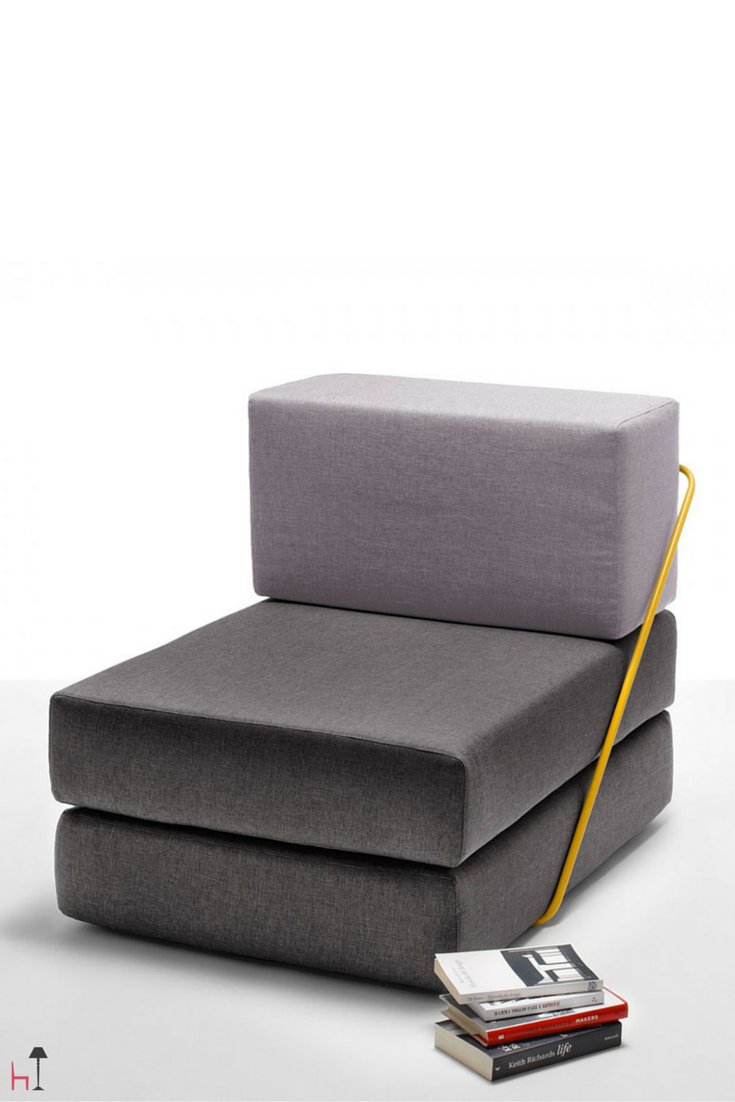 The Ottoman/backrest Is One Of The 3 Modules Composing The Rodolfo Modular  Sofa Created