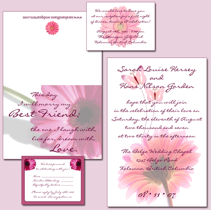Proper Wedding Invitation Wording: ... Is The Proper Wording For