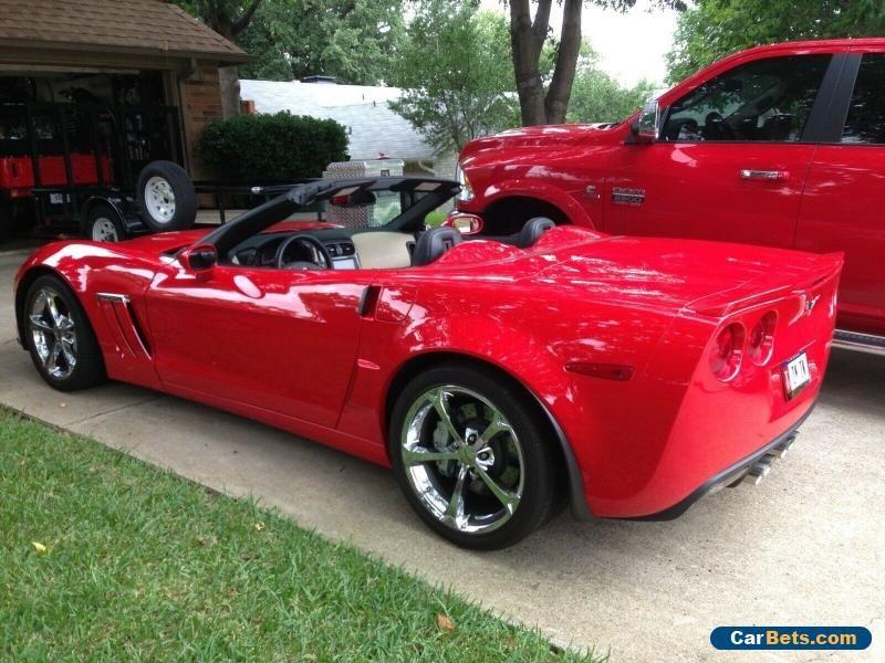 2010 Chevrolet Corvette 4lt Chevrolet Corvette Forsale Unitedstates Chevrolet Corvette Corvette Chevrolet