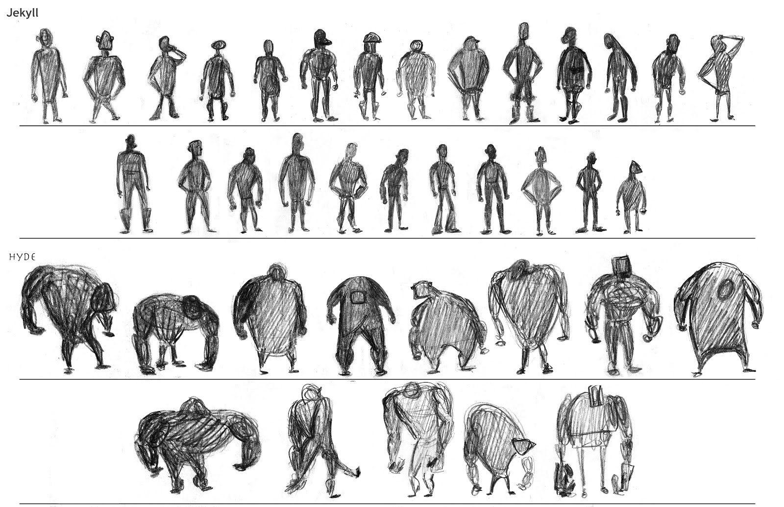 Risultati immagini per shape character