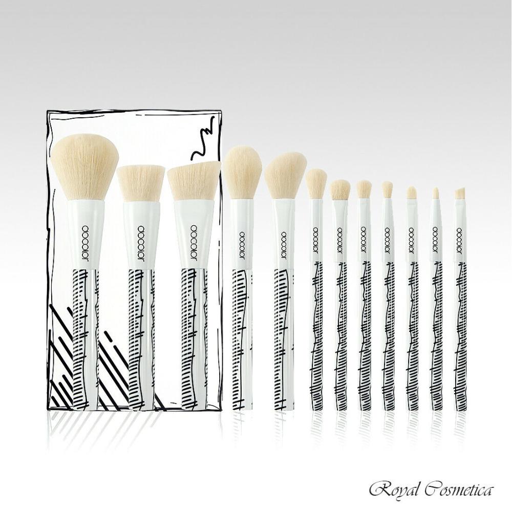 Details about Docolor COMIC 2D Professional Makeup Brushes