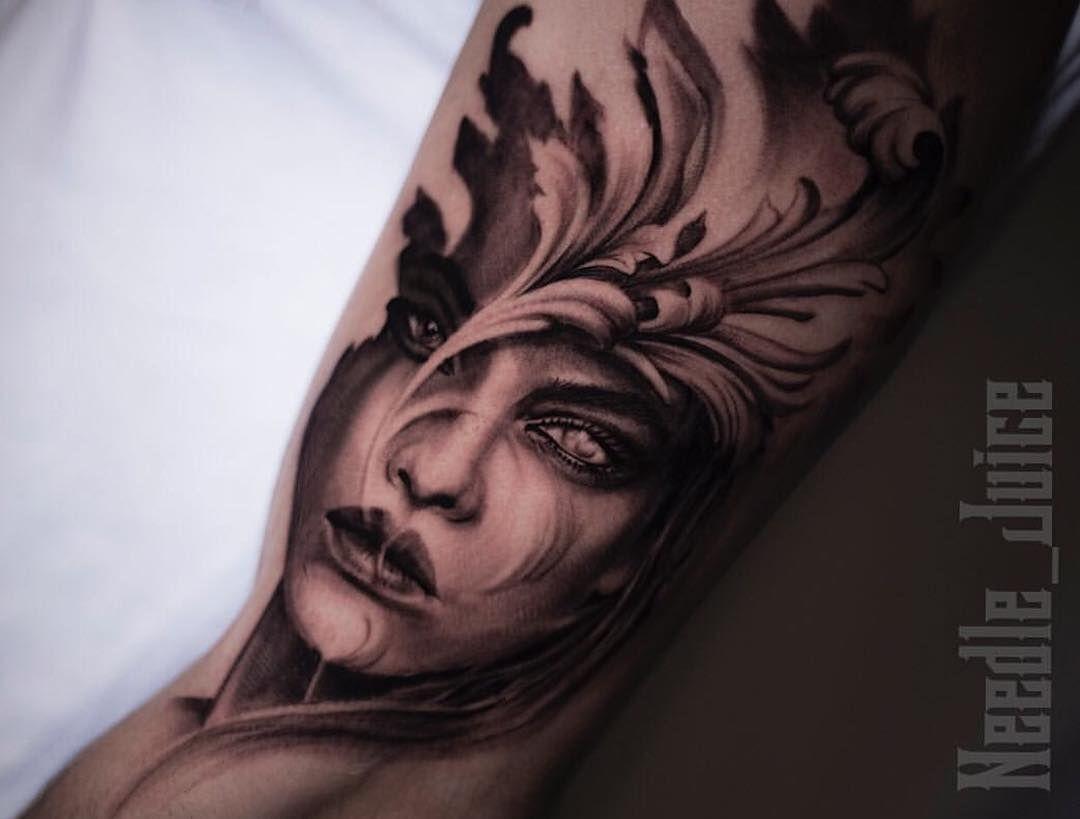 Ver esta foto do Instagram de @tattoo.artists • 1,439 curtidas