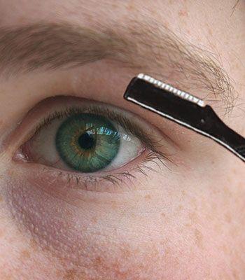 Eyebrow Grooming for Men