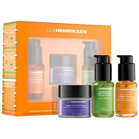 3 Little Wonders™ | Ole henriksen, Sephora and Chang'e 3