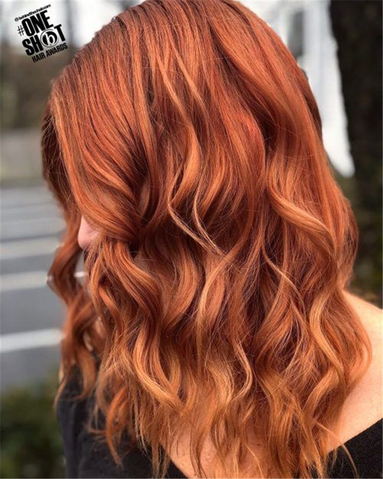 31++ Realistic red hair dye inspirations