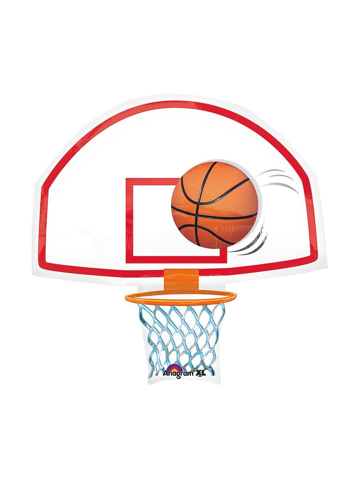 Basketball Hoop Balloon