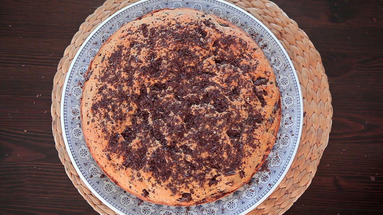 Tarta de ricota y chocolate