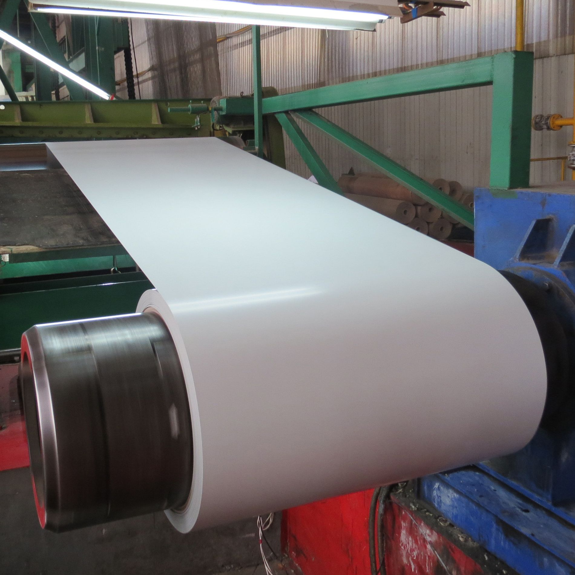 Prepainted Galvanized Steel Coils Ppgi Sheet Steel Manufacturers Steel Roofing Sheets