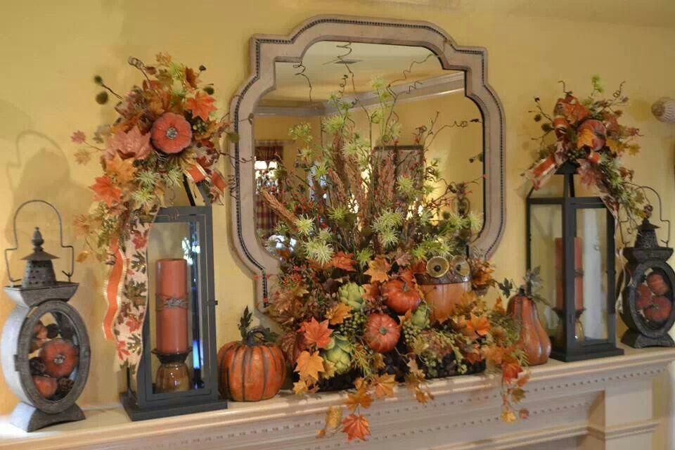Elegant Fall Decor Pinterest