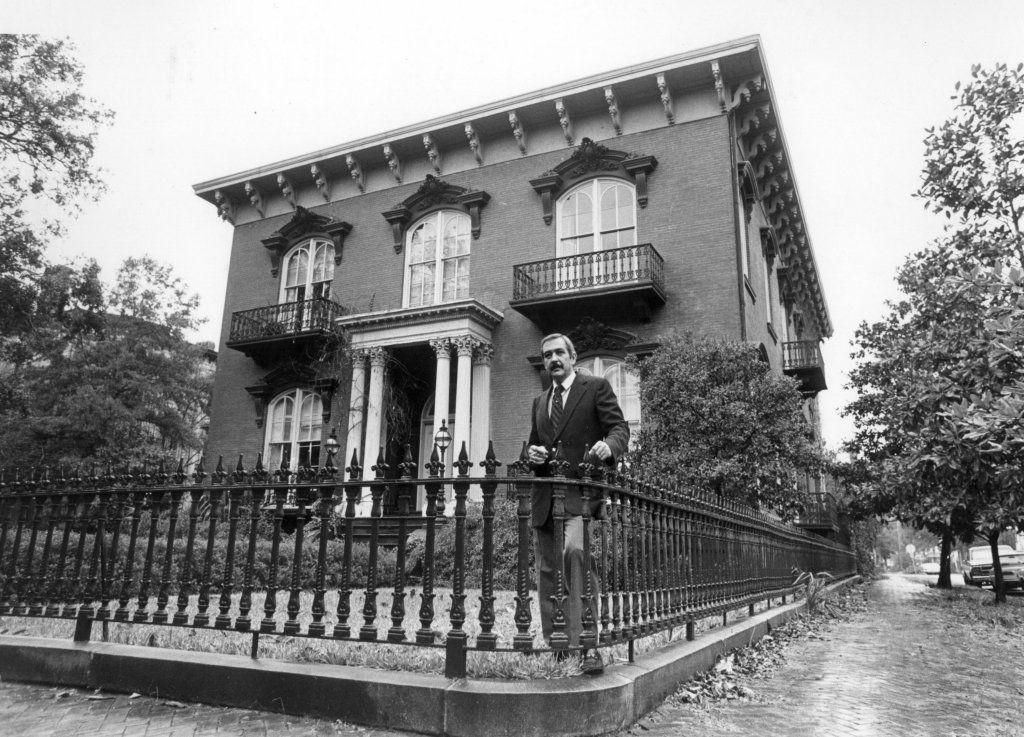 Image Result For Mercer House Savannah Georgia Haunted Houses