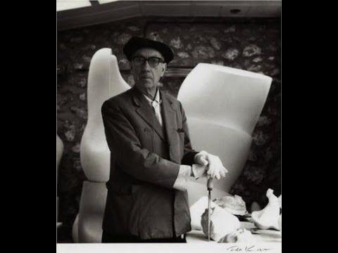 Jean (Hans) Arp _  (1886–1966) French Painter 讓·阿爾普