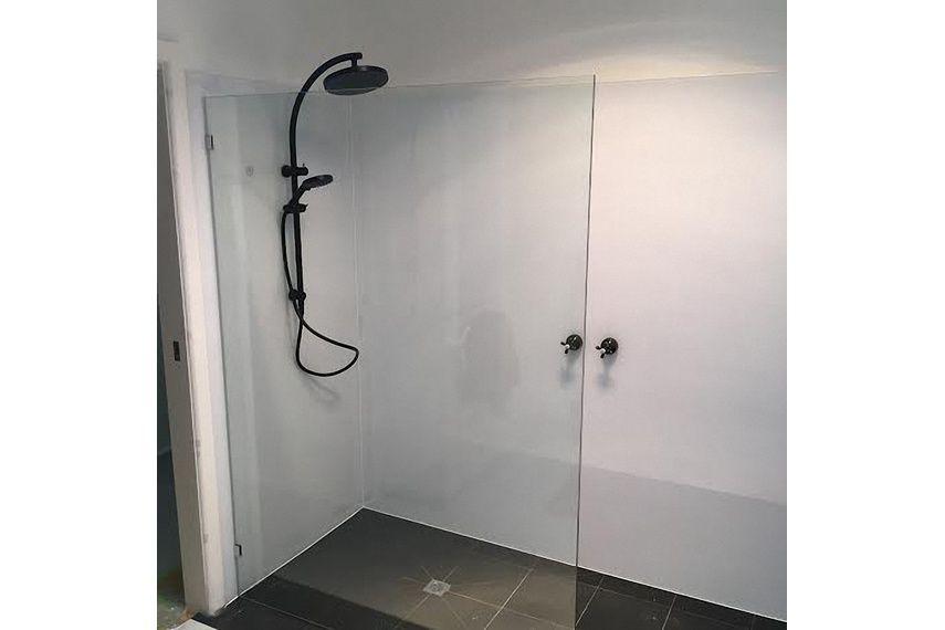 Splashbacks colourback acrylic splashbacks shower wall panels in ...