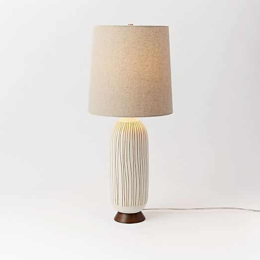 Awesome Mid Century Table Lamp   Bullet