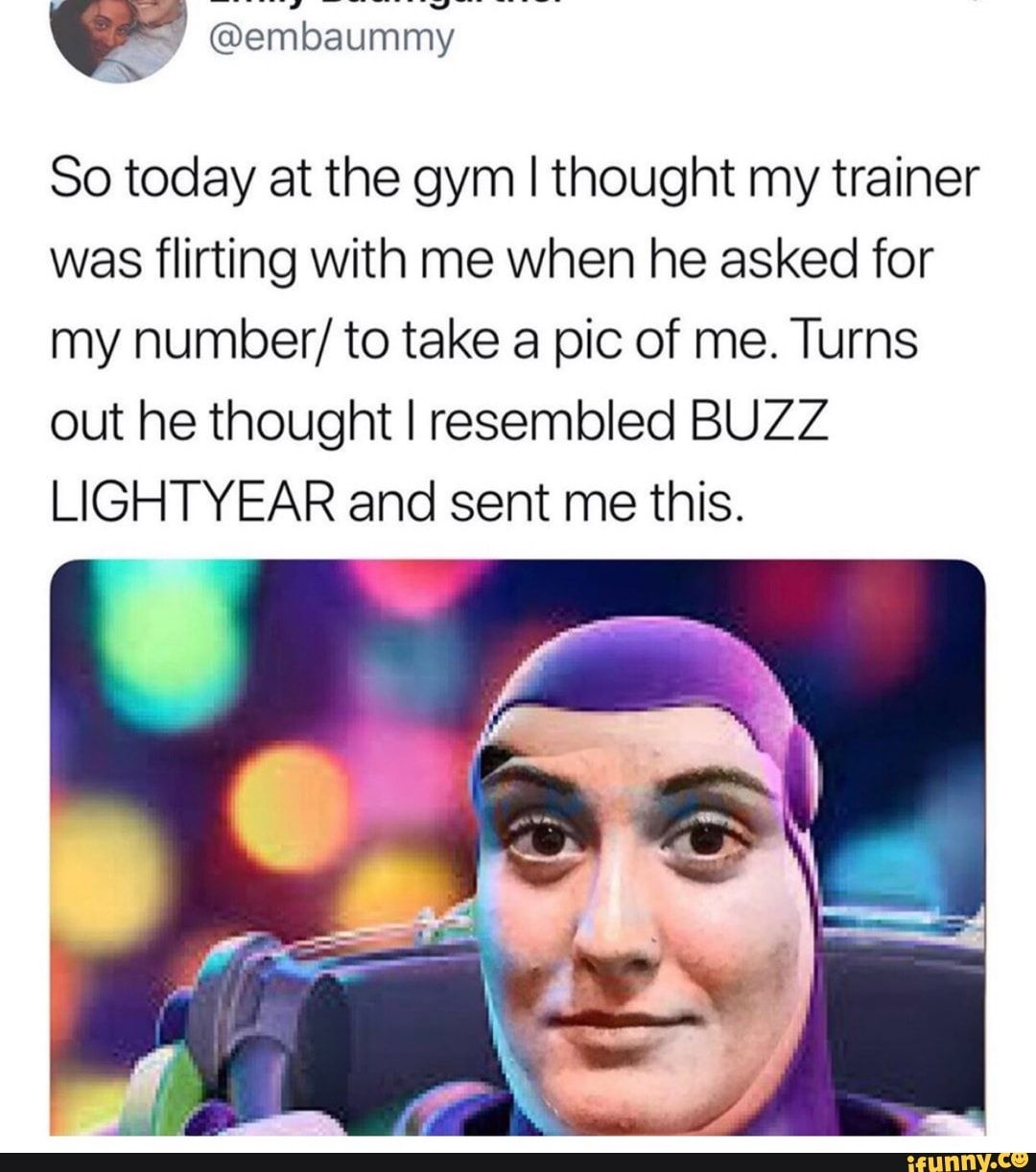 So Today At The Gym I Thought My Trainer Was Fiirting With Me When