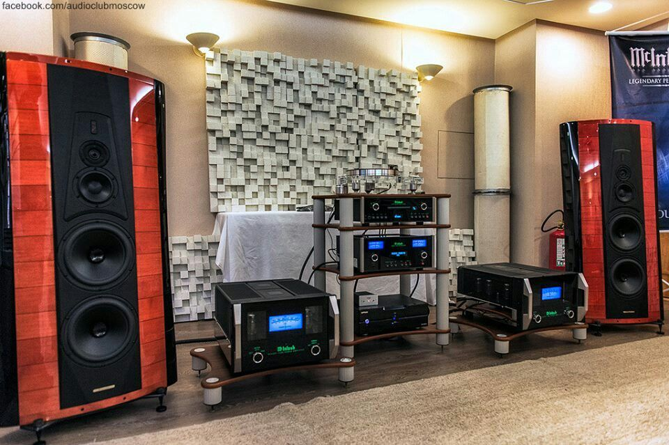 Sonus Faber with McIntosh Electronics    | Audio - 2 Channel