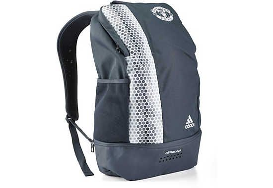 adidas Manchester United Climacool Backpack. Available now from  www.soccerpro.com a072890b78d12