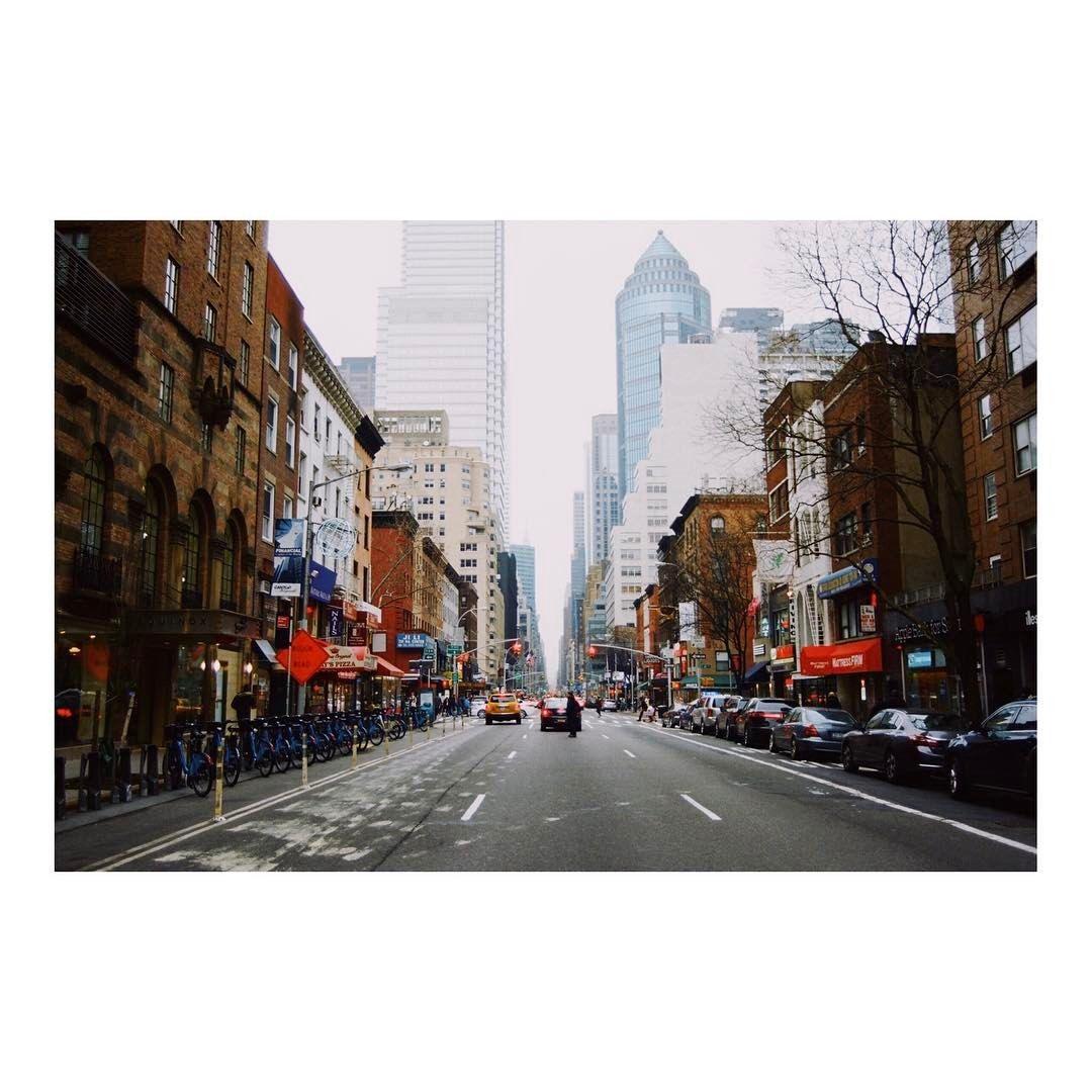 """407 likerklikk, 4 kommentarer – Lilli (@fleurdelilli) på Instagram: """"New York in January. #lillishootsfilm"""""""
