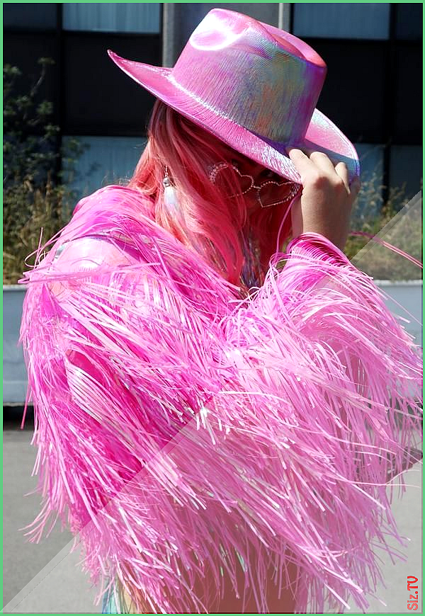 Is this our favorite jacket of all time WE THINK SO This beauty is made from the most beautiful pink...