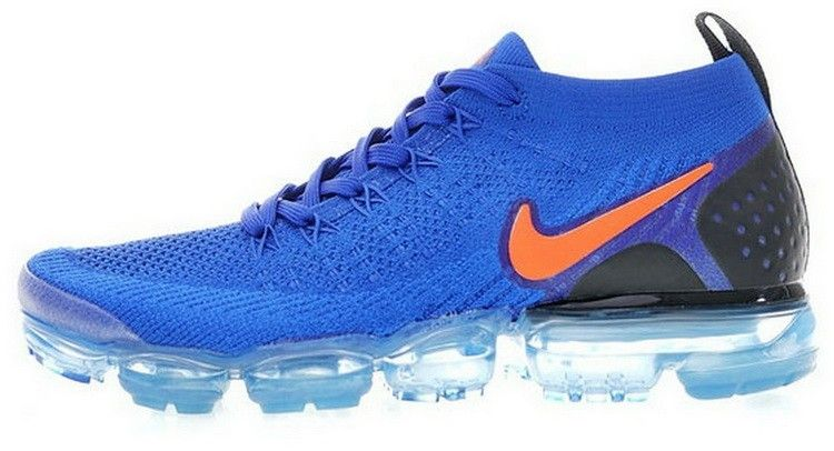reputable site c6b44 5fb99 Nike Air VaporMax 2 0 Royal Blue Orange Black 942842-400