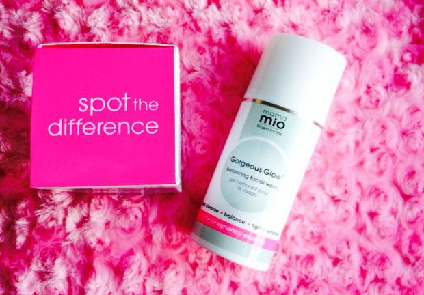 Mama Mio Gorgeous Glow Facial Wash Review A Mum Reviews