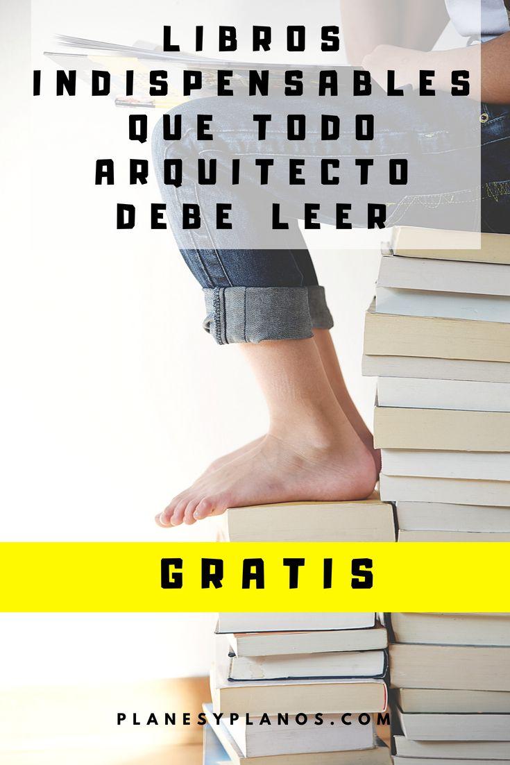 Libros De Arquitectura Gratis Para Arquitectos Y Estudiantes