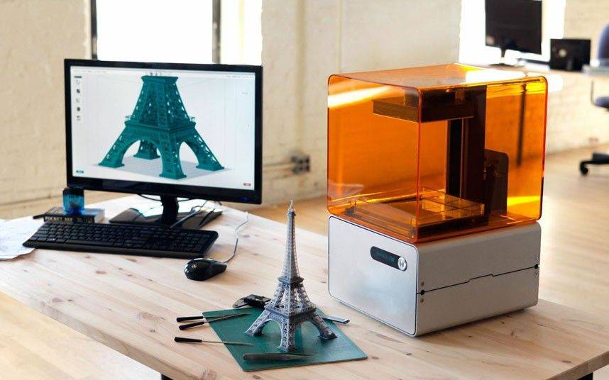 3D printing: Two museums in London, England examine the future (The Telegraph 23 July 2013)