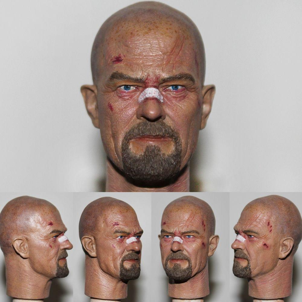 1/6 Head Sculpt Paintings on Behance