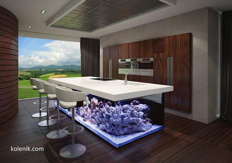 The ocean kitchen by robert kolenik eco chic design if its hip its here