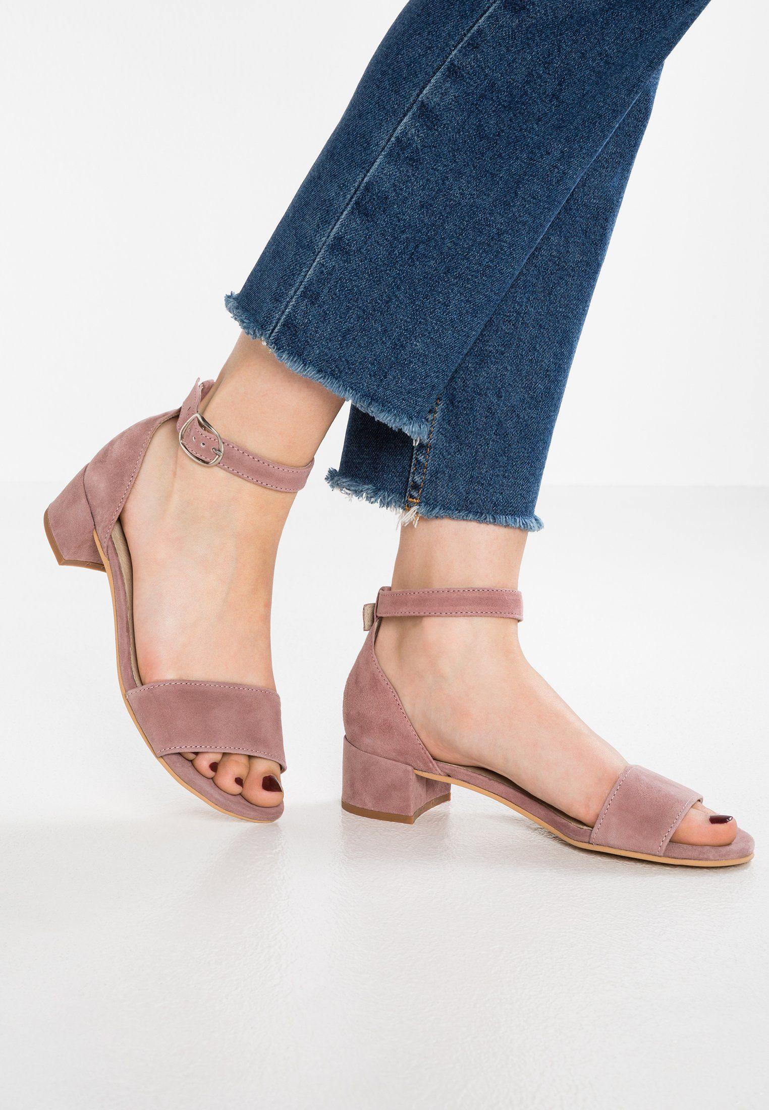 NINNA - Sandaler & sandaletter - rosa @ Zalando.se  <button type=