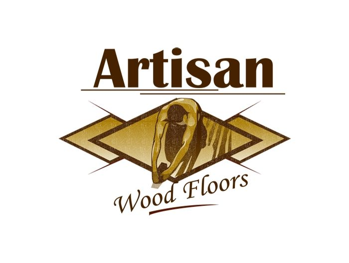 Love The Human Figure In This Logo. Wood Floor Company.