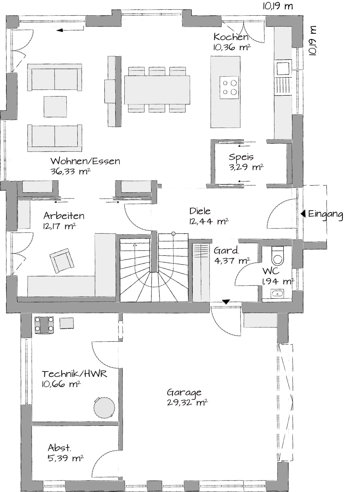 Fertighaus bauen, Fertighäuser von KAMPA in 2020 Haus