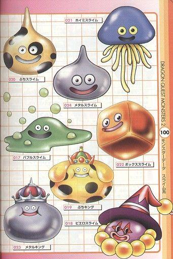 Dragon Quest Slimes3 Jpg 341 511 Dragon Quest Tattoo Dragon Quest Dragon Warrior